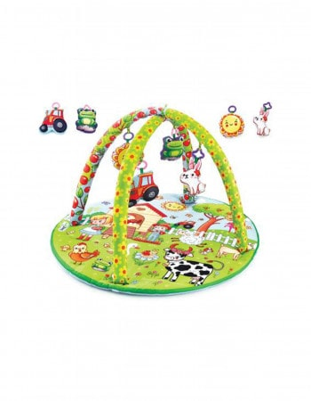 Babyjem-Baby-Activities-Play-Gym-with-Farm-Toys