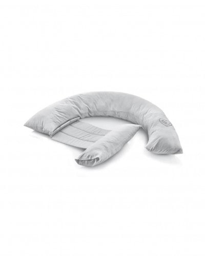 Babyjem-Baby-Nursing-Pillow-Multi-Function-Grey